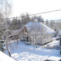 Téli környezet